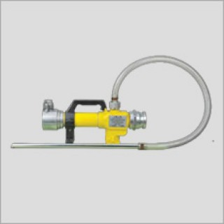 225/450 Lt Variable Foam Inductor c/w Pick Up Tube & Stainless Steel piercer VI 225/450