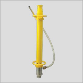 450 Lt Foam Branchpipe c/w Pick Up Tube and Stainless Steel Piercer FB 450 SI