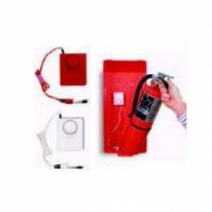 Fire Extinguisher Cabinet Alarms