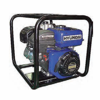 HY6500SP : Fire Fighting Pump