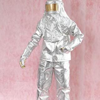 Aluminium Suit