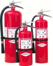 BE Fire Extinguishers