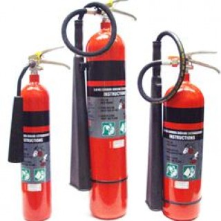 Ecco CO2 Extinguishers