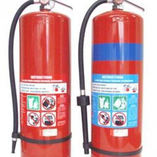 Ecco Water and Foam Extinguishers