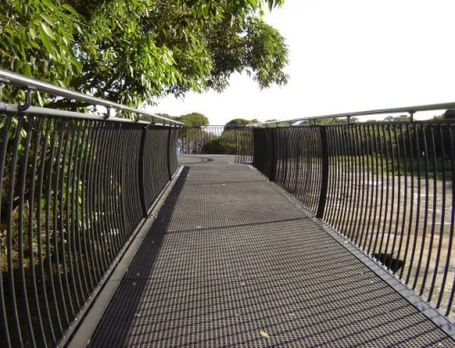 FRP Grating – Jibbon Head Boardwalk