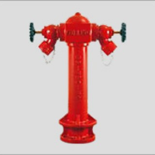 PH 1002 - 2 Way Fire Hydrant