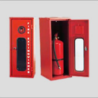Wall Mounted 9kg Extinguisher Box