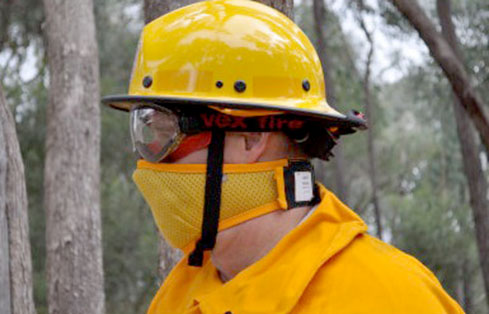 Fire Mask 2 1 - Bushfires Safety and Protection Equipment