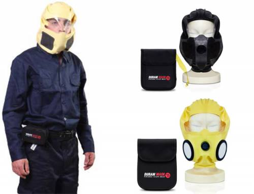 DURAM Escape Masks  – Self-Rescue Solution for Emergency Evacuation