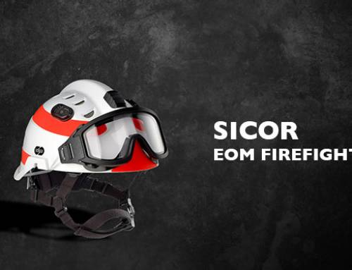 Sicor Firefighting Helmets in Australia